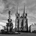 Chrudim - Resslovo náměstí