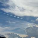 Let v oblacích