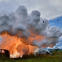 ...výbušný život pyrotechnika...