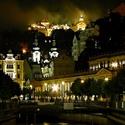 Noční Karlovy Vary