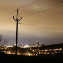 Pohled z večerní procházky