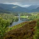 Glen Affric, Skotsko