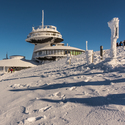 vrchol Sněžky
