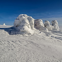 Trochu zimy na Kralickém Sněžníku