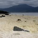 Korálová pláž, Skotsko