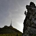 Odpolední climbing