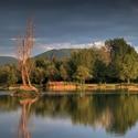 Pokoj na rybníku