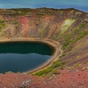 Kráter Kerid, Island
