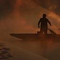 zasněný rybář