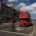 Na kole nebo busem?