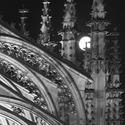 Gotika a Měsíc