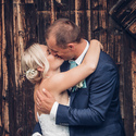 Novomanželský polibek