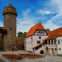 Hradní věž Rumpál