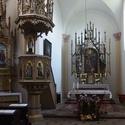 kostel ve Zbirohu