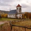 Kostel svatého Jana Nepomuckého, Vrchní Orlice