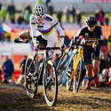 SP v cyklokrosu Tábor 2018 - závod žen