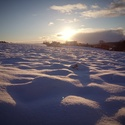 Kopečky sněhu