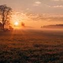 Východ slunce Hrudkov II