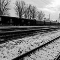 Rychlá fotka než mi jel vlak