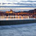Praha večerní
