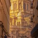 Budapešť v ranním světle