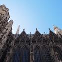 Vídeň - Katedrála svatého Štěpána