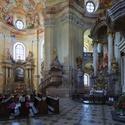 Křtiny - kostel Panny Marie