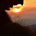 Západ slunce od Tabulových skal