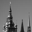 Pražský Hrad od Klárova
