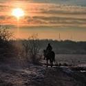 člověk a kůň