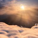Svetlo nad oblakmi