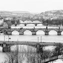 život na mostech