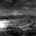 Tokijské panorama