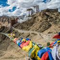 Výhled z Himálaj