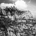 Klášter v Montserrat