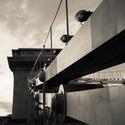 Chain Bridge - spojka mezi Budou a Peští