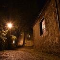 Podvečerní ulička