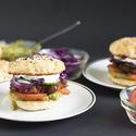Domácí burgery