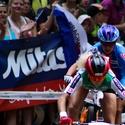 Jolanda Neff a Kateřina Nash předvedly užasný závod