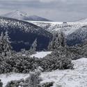 Konec zimy v našich horách...