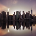 Reflections of a sleepless city II