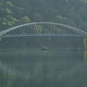 Křížek pod mostem