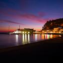 Petrovac na moru. Černá Hora