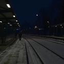 Než přijede vlak