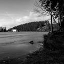 U přehrady
