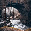 Údolím řeky Doubravy