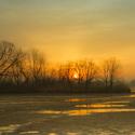 Vypuštěný rybník Bezruč