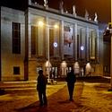 večerní Ostrava