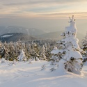 Zimní výhled na Kobylanku