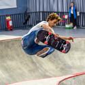 International skateboard open Nanjing China
